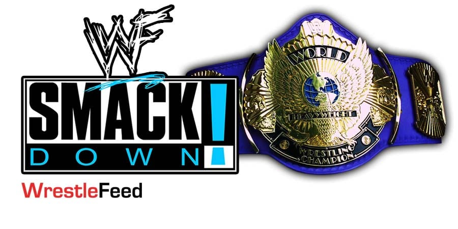 WWF Title SmackDown Article Pic WrestleFeed App