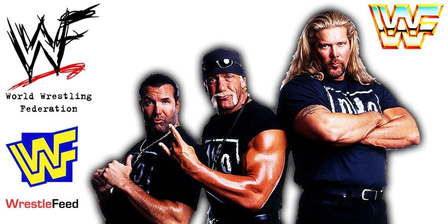 nWo - New World Order Article Pic 1 WrestleFeed App