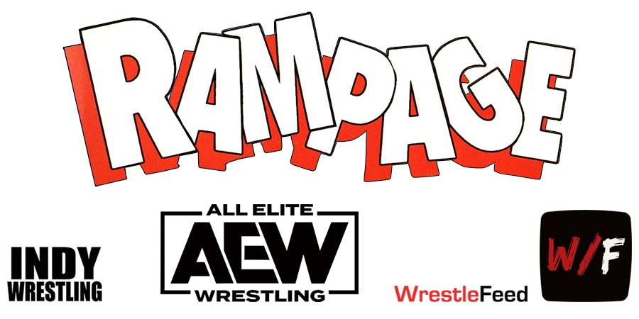 AEW Rampage Logo Article Pic 1 WrestleFeed App