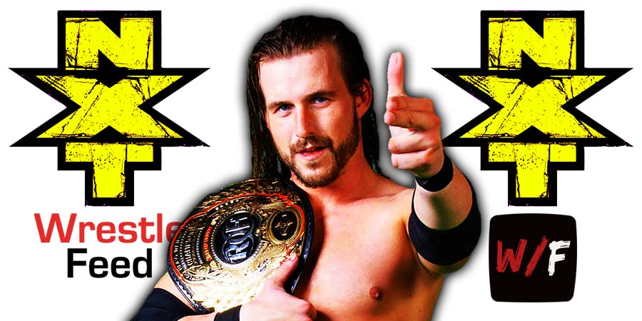 Adam Cole NXT Article Pic 6 WrestleFeed App