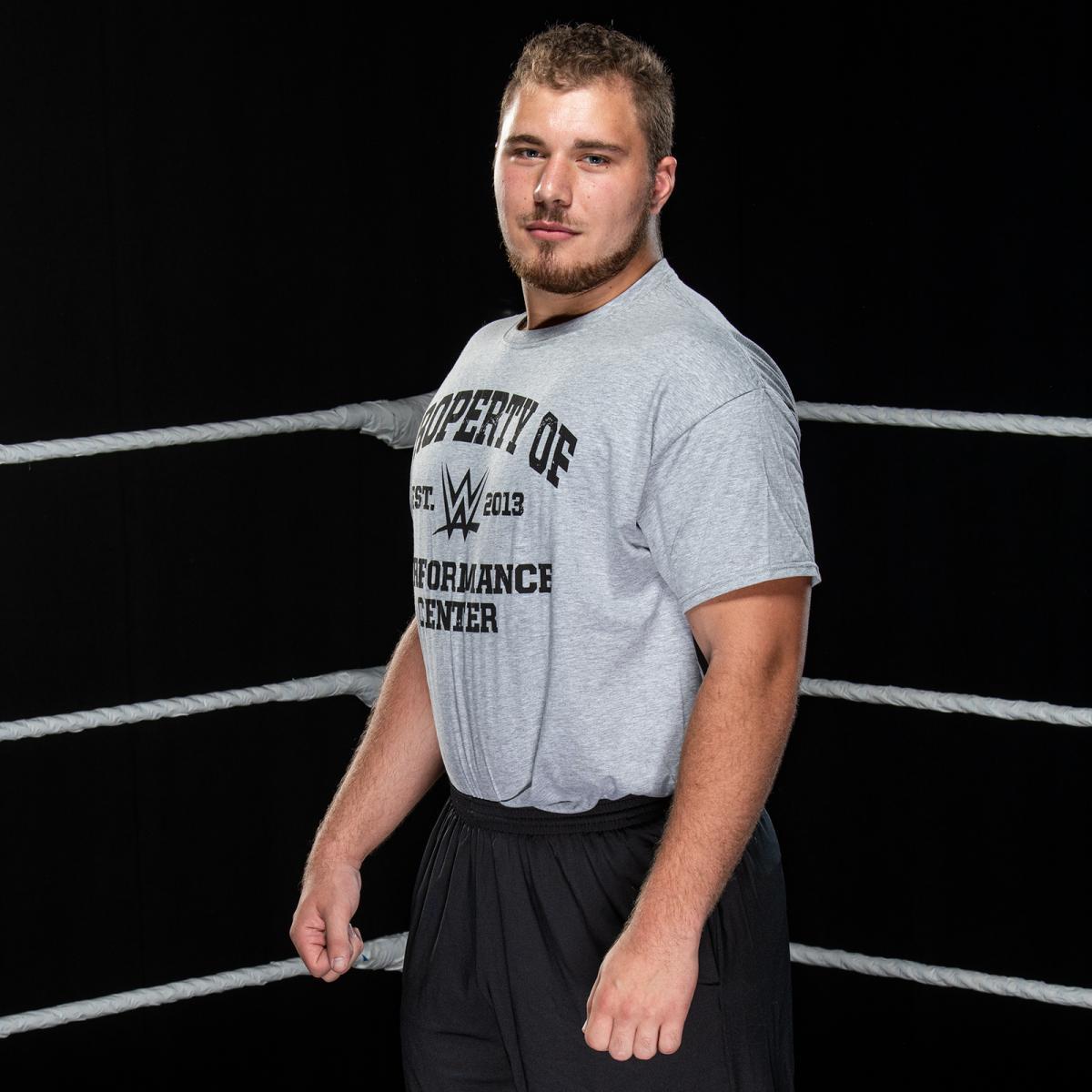 Ben Buchanan Son Of Bull Buchanan WWE NXT Performance Center