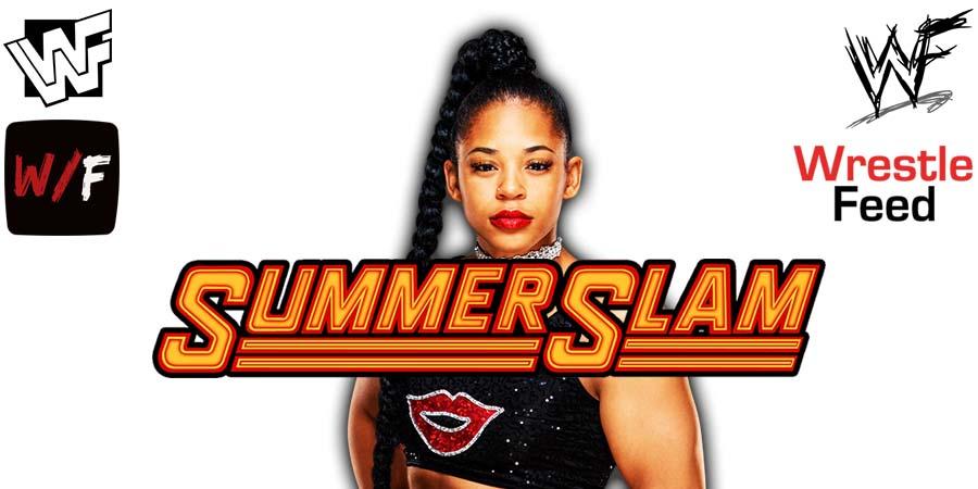 Bianca Belair Loses At SummerSlam 2021 WrestleFeed App