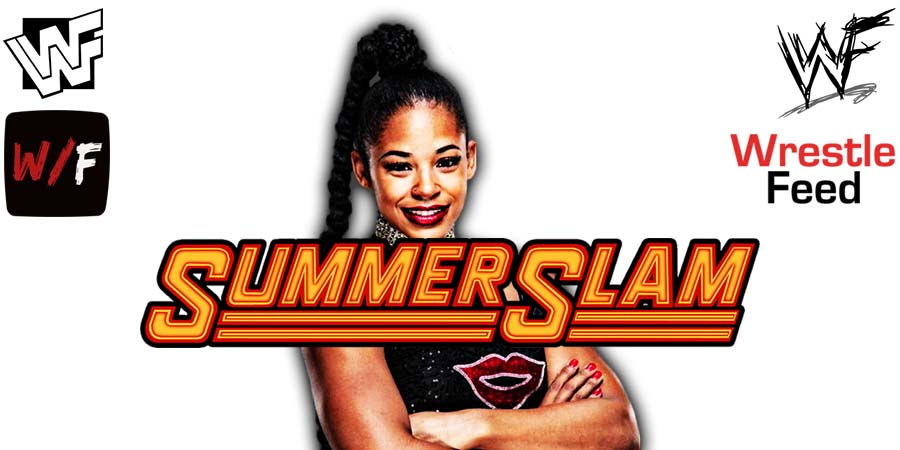 Bianca Belair Squashed At SummerSlam 2021 WrestleFeed App
