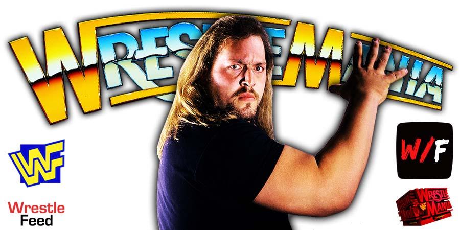 Big Show WrestleMania 38 WrestleFeed App