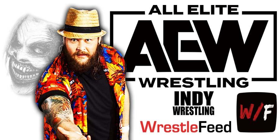 Bray Wyatt AEW Article Pic 1 WrestleFeed App