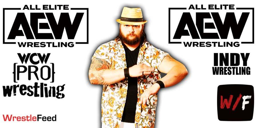 Bray Wyatt AEW Article Pic 4 WrestleFeed App
