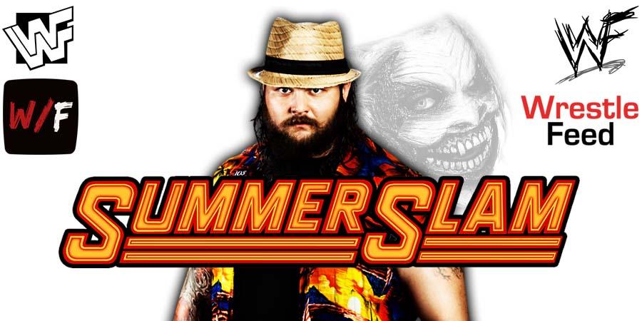 Bray Wyatt - The Fiend SummerSlam 2021 WrestleFeed App