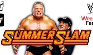 Brock Lesnar Paul Heyman SummerSlam 2021 WrestleFeed App