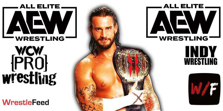 CM Punk AEW Article Pic 13 WrestleFeed App