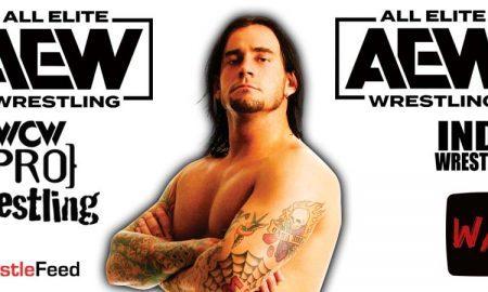 CM Punk AEW Article Pic 9 WrestleFeed App