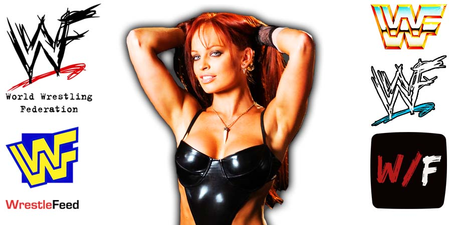 Christy Hemme Article Pic 1 WrestleFeed App