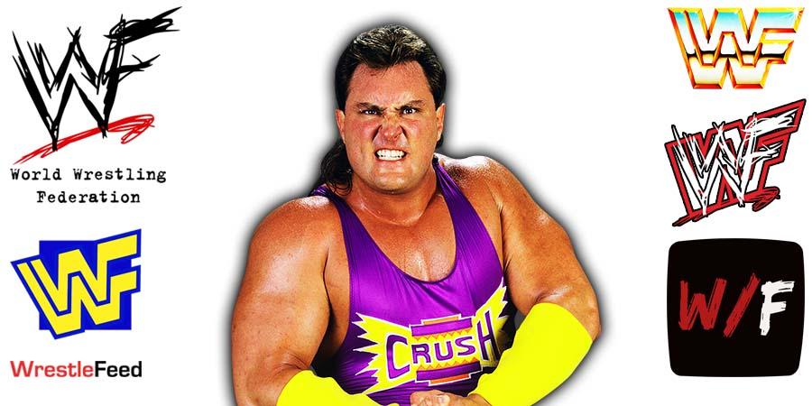 Crush Brian Adams WWF Article Pic 1 WrestleFeed App