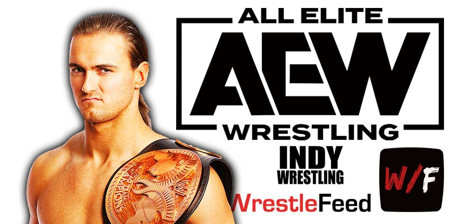 Drew McIntyre AEW Article Pic 2 WrestleFeed App