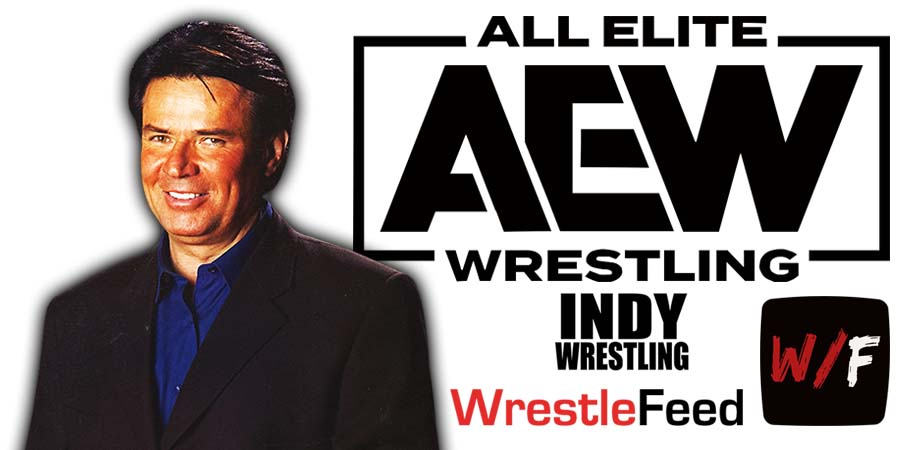 Eric Bischoff AEW Article Pic 5 WrestleFeed App