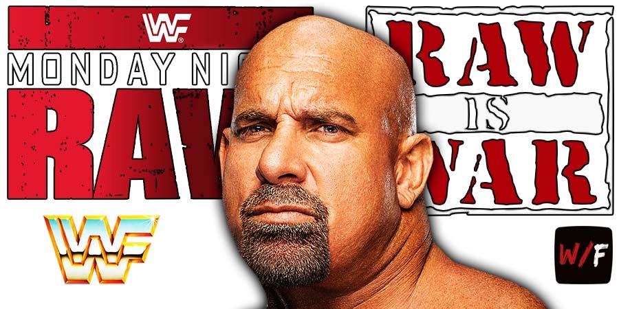 Goldberg RAW Article Pic 11 WrestleFeed App