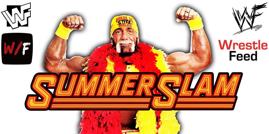 Hulk Hogan SummerSlam 2006 WrestleFeed App