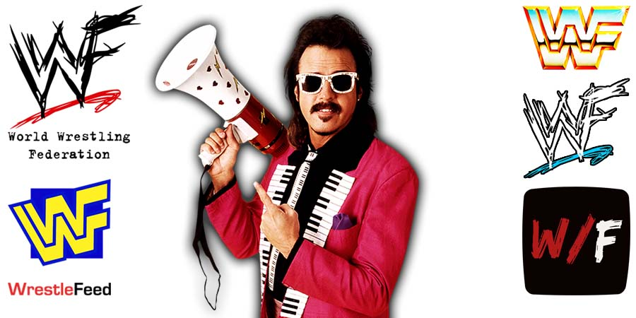 Jimmy Hart - Mouth of the South WWF Article Pic 1 WrestleFeed App