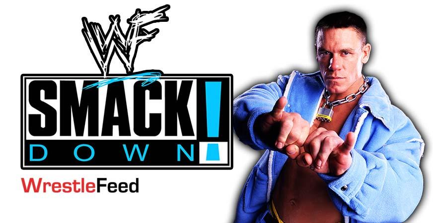 John Cena SmackDown Article Pic 7 WrestleFeed App