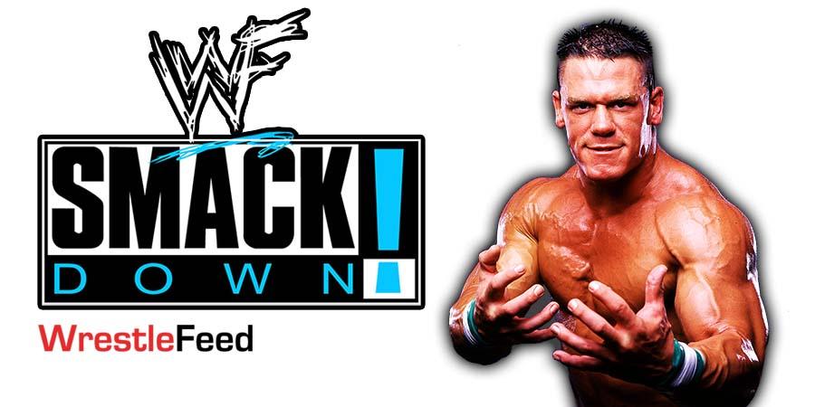 John Cena SmackDown Article Pic 8 WrestleFeed App