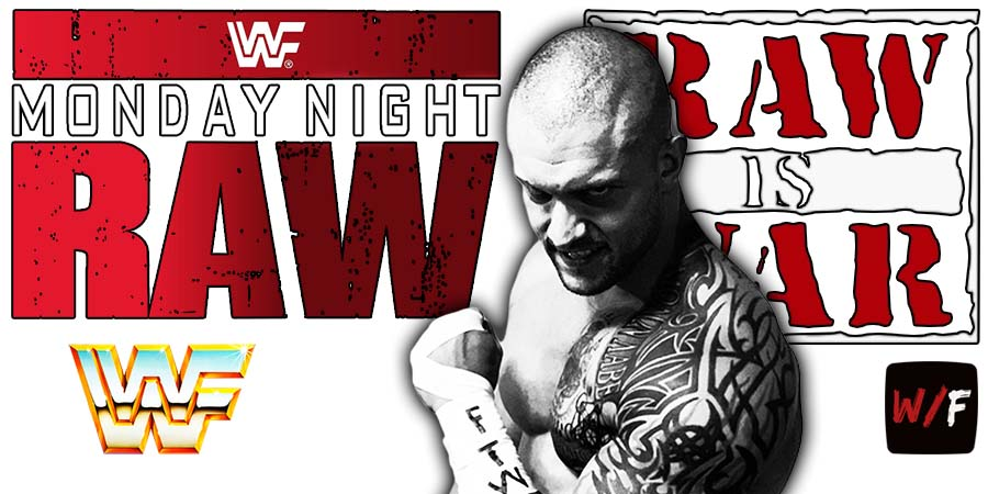 Karrion Kross RAW Article Pic 5 WrestleFeed App