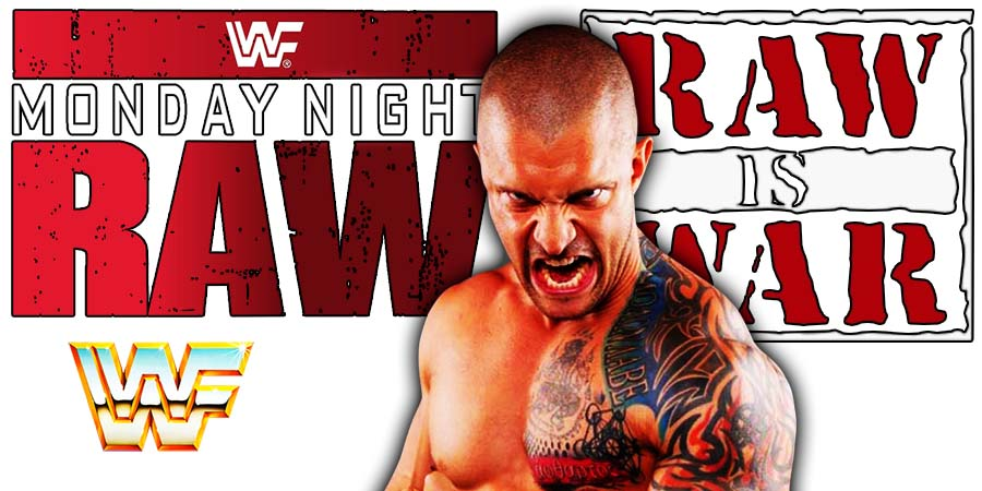 Karrion Kross RAW Article Pic 6 WrestleFeed App