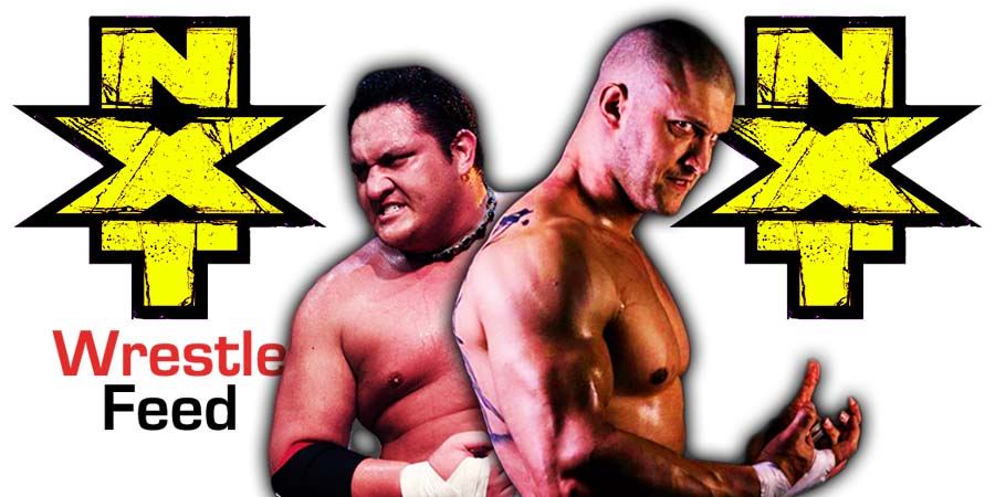 Karrion Kross defeated by Samoa Joe at NXT TakeOver 36 WrestleFeed App