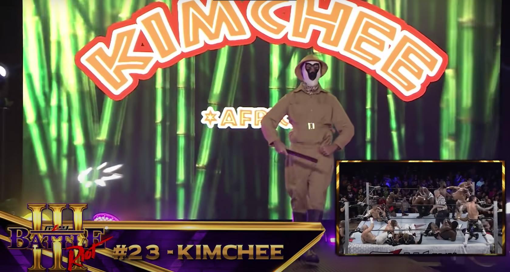 Kim Chee MLW Battle Riot III