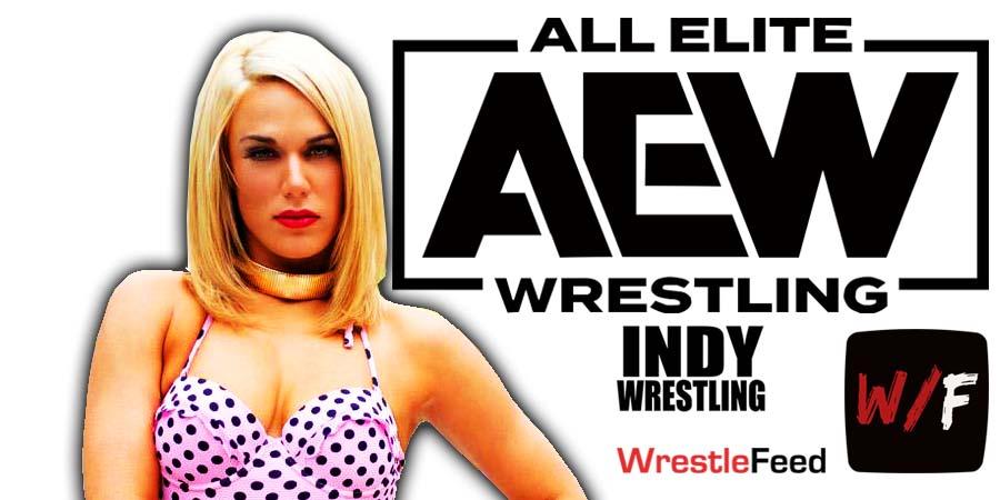 Lana AEW Article Pic 1 WrestleFeed App