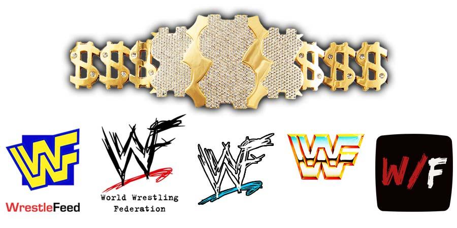 Million Dollar Championship Title Belt Article Pic 1 WrestleFeed App