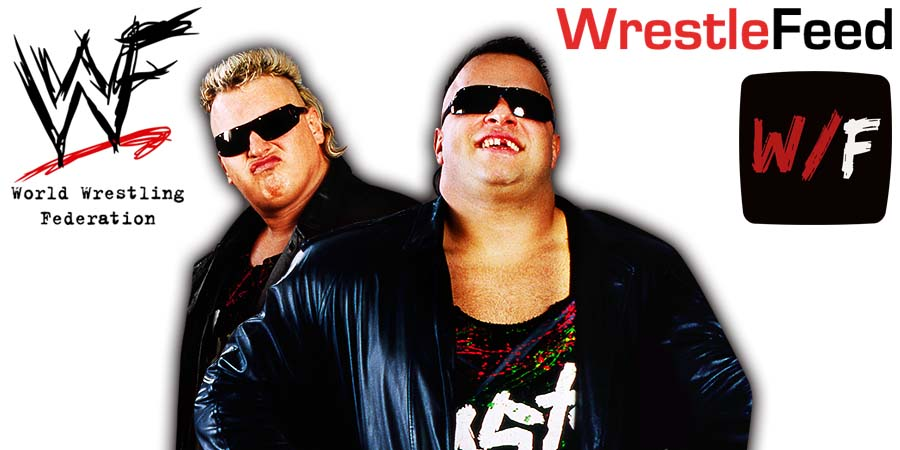 Nasty Boys - Brian Knobbs & Jerry Sags Saggs Article Pic 3 WrestleFeed App