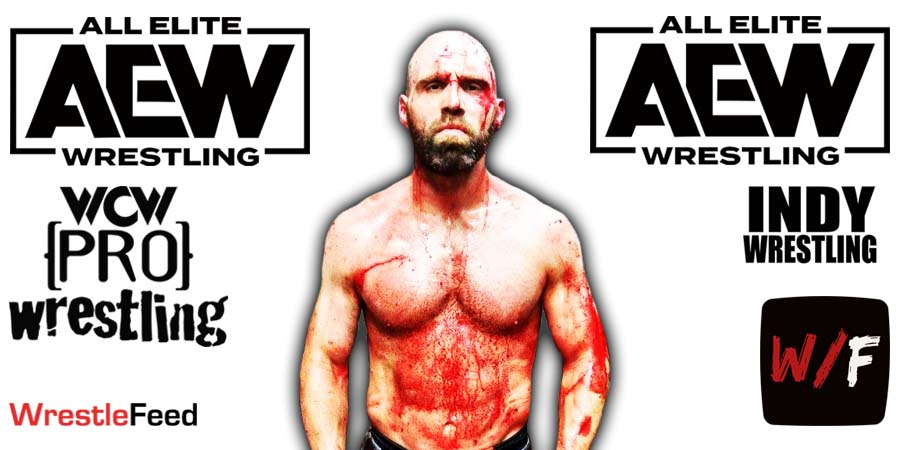 Nick Gage AEW Article Pic 3 WrestleFeed App