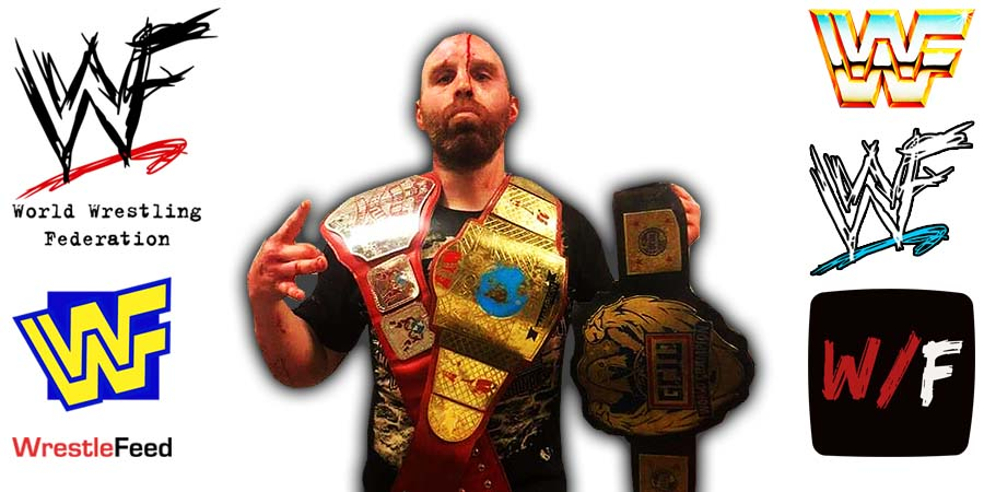 Nick Gage Article Pic 1 WrestleFeed App