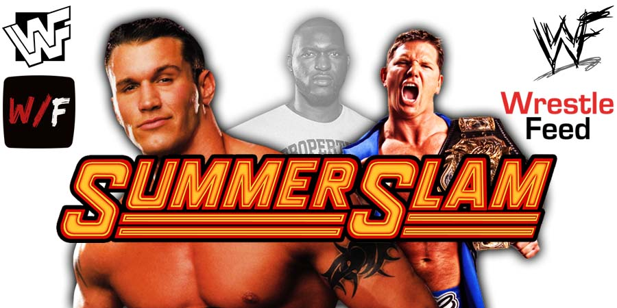 RK-BRO defeat AJ Styles Omos SummerSlam 2021 WrestleFeed App