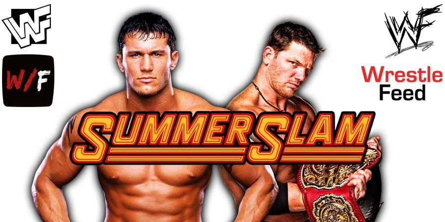 Randy Orton AJ Styles SummerSlam 2021 WrestleFeed App