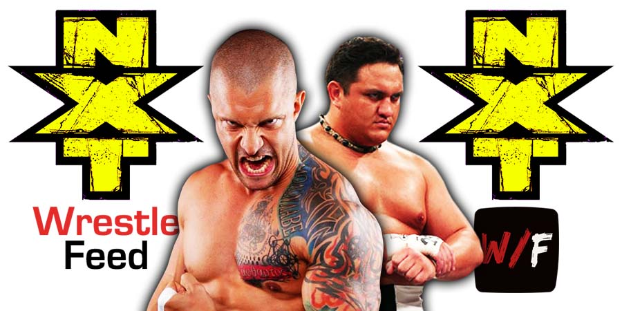 Samoa Joe defeats Karrion Kross at NXT TakeOver 36 WrestleFeed App