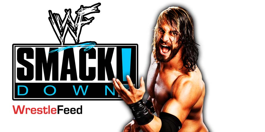 Seth Rollins SmackDown Article Pic 4 WrestleFeed App