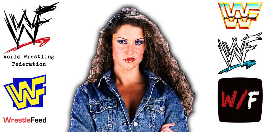 Stephanie McMahon Article Pic 8 WrestleFeed App
