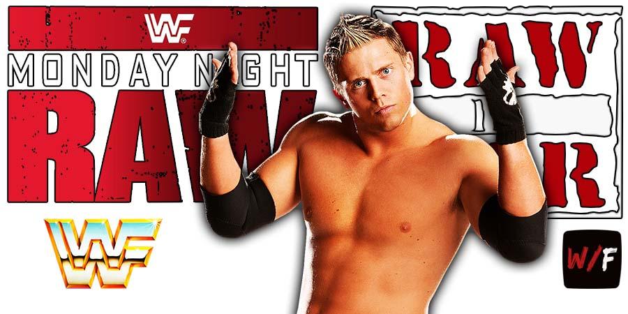 The Miz RAW Article Pic 3 WrestleFeed App