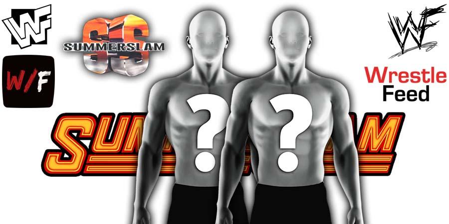 Vacant SummerSlam WrestleFeed App