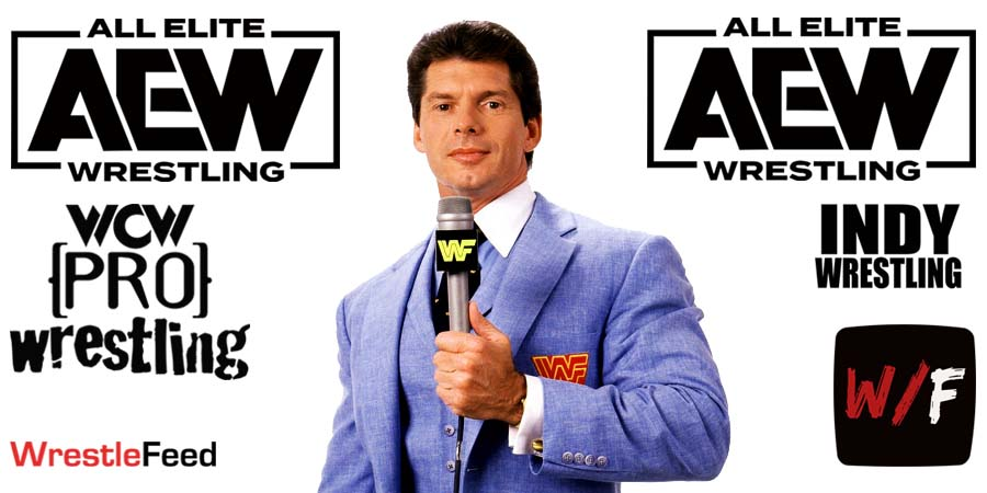Vince McMahon - Mr McMahon AEW All Elite Wrestling Article Pic 3 WrestleFeed App