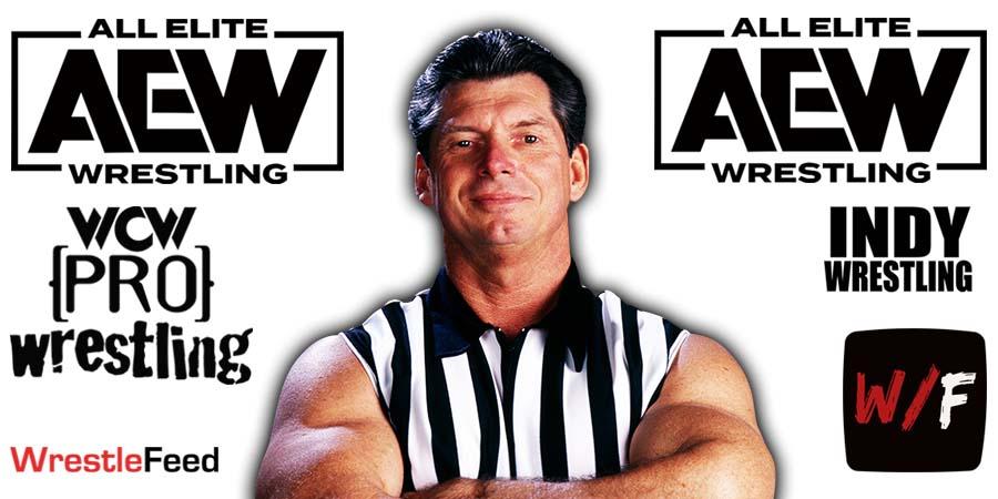Vince McMahon - Mr McMahon AEW All Elite Wrestling Article Pic 4 WrestleFeed App