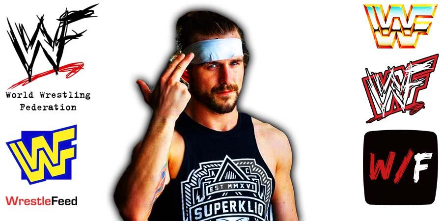 Adam Cole Article Pic 3 WrestleFeed App