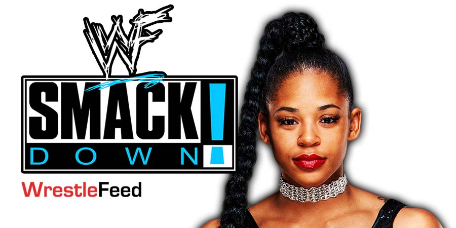 Bianca Belair SmackDown Article Pic 2 WrestleFeed App