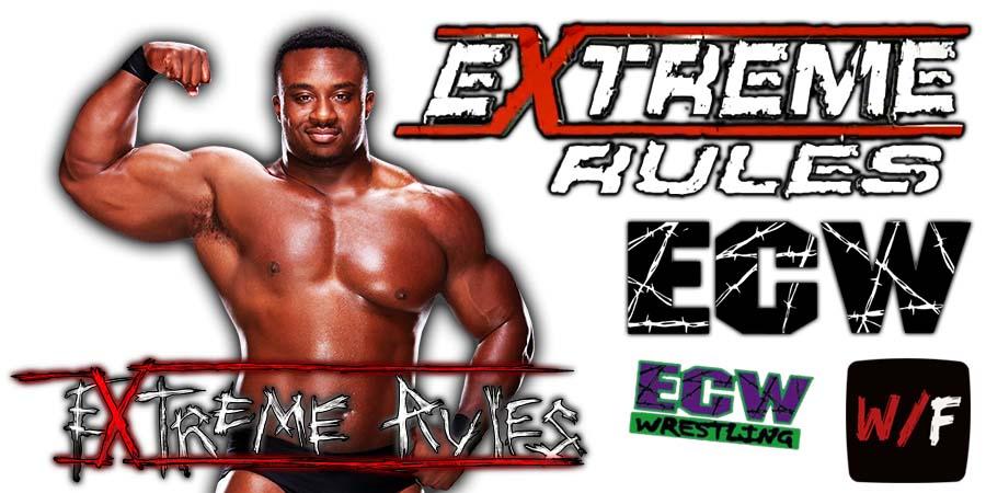 Big E Extreme Rules 2021 WrestleFeed App