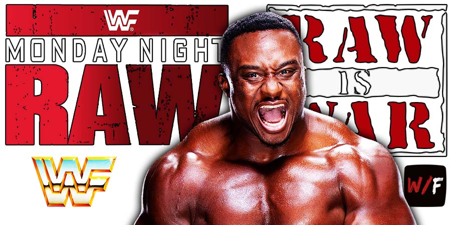 Big E Langston RAW Article Pic 2 WrestleFeed App