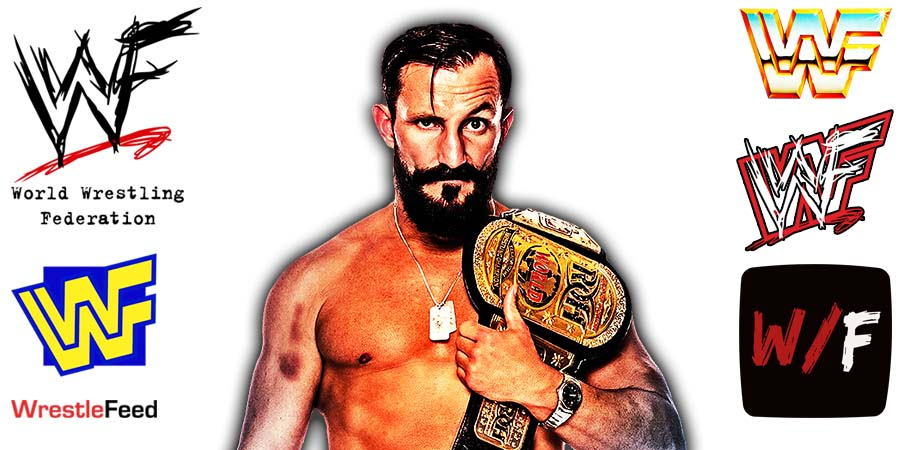 Bobby Fish Article Pic 1 WrestleFeed App
