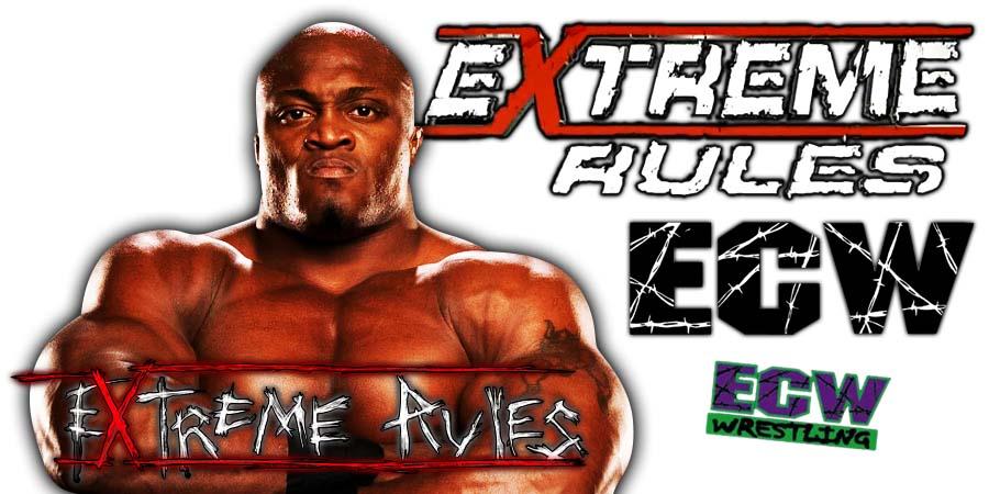 Bobby Lashley Extreme Rules 2021