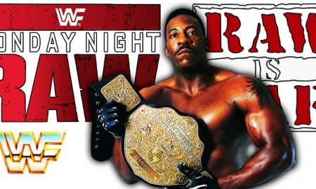 Booker T RAW Article Pic 1