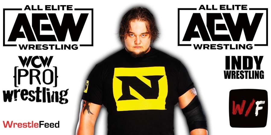 Bray Wyatt AEW Article Pic 5 WrestleFeed App