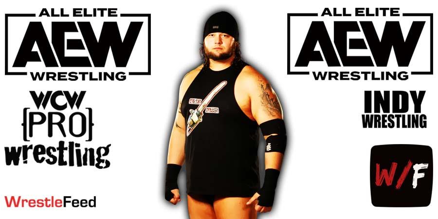 Bray Wyatt AEW Article Pic 6 WrestleFeed App